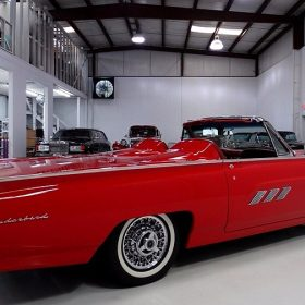 2021 Kansas Masonic Raffle  1963 Ford Thunderbird 4