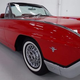 2021 Kansas Masonic Raffle  1963 Ford Thunderbird 5