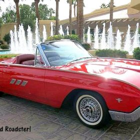 2021 Kansas Masonic Raffle  1963 Ford Thunderbird 3