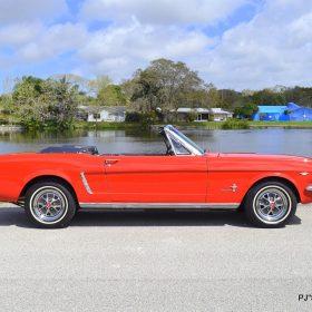 2016 KMF Raffle Winner 1965 Ford Mustang