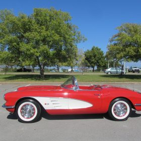 2018 KMF Raffle Winner 1960 Chevy Corvette